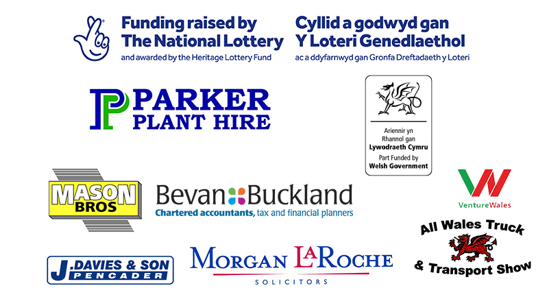 Our funders logos